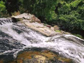 Phnom Khiev Waterfall