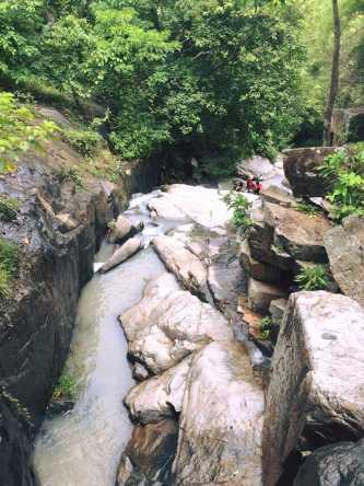Ou Da Waterfall