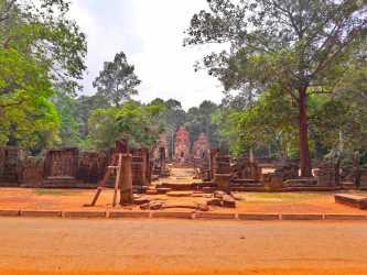 Preah Ko Temple(Siem Reap)