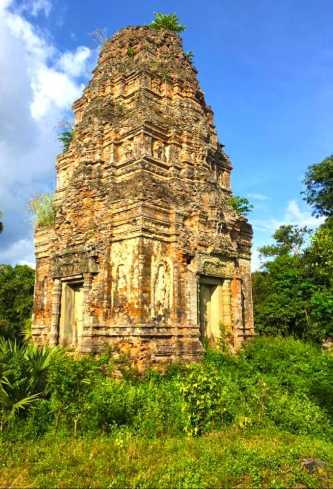 Trapeang Phong Temple