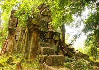 Chaw Srei Vibol Temple