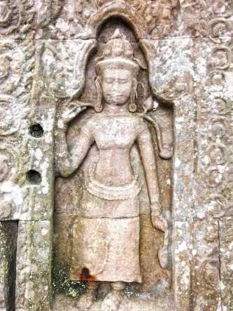 Chan Ta Oun Temple