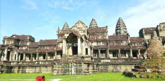 Ta Prohm Kel Temple