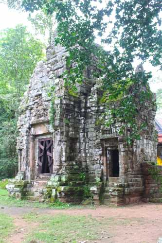 Preah Palilay Temple