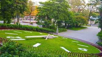 Wat Phnom Histories Site