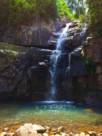 Veal Puoch Waterfall