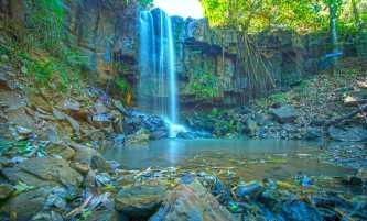 Aur Chalav Waterfall