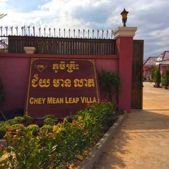 Chey Mean Leap Villa