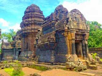 Kouk Nokor Temple