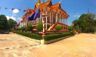 100 Columns Pagoda