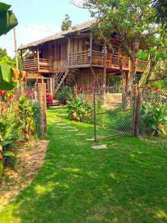 Durian Farm Village