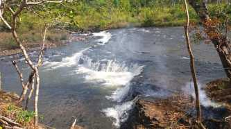 Oufly Waterfall