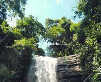 Ou Teuk Chol Waterfall