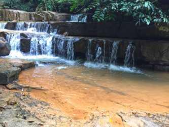 Ou Tasek Waterfall