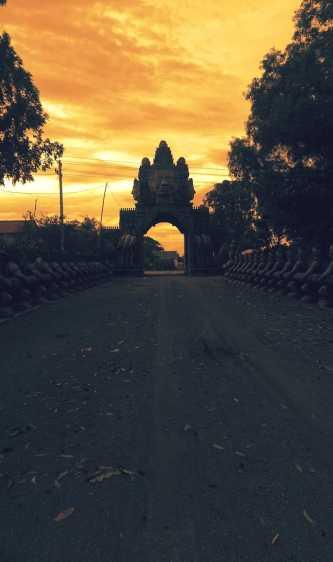 Phnom Reap Pagoda