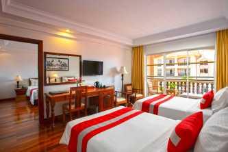 Hotel Somadevi Angkor Resort and Spa