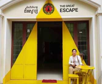 The Great Escape Siem Reap