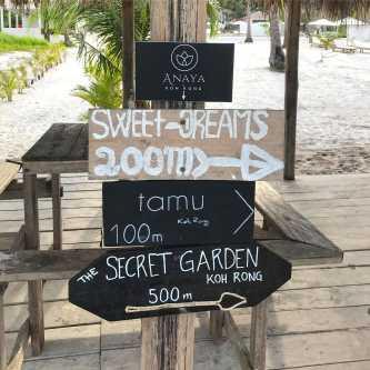 The Secret Garden Koh Rong