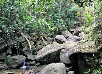 Veare San Nou Reach Waterfall