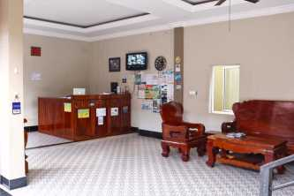 NAKRU Guesthouse and Restaurant