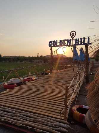 សួនទឹក Golden Hill