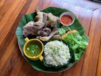 The Coconut House Hotel & Restaurant