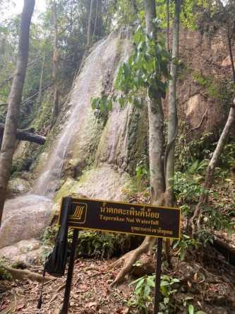 Ta Phoen Khi Noi Waterfall