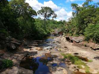 Huai Chan Waterfall