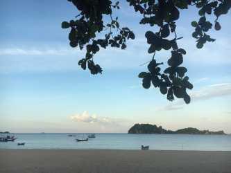 Sairee Beach Koh Tao