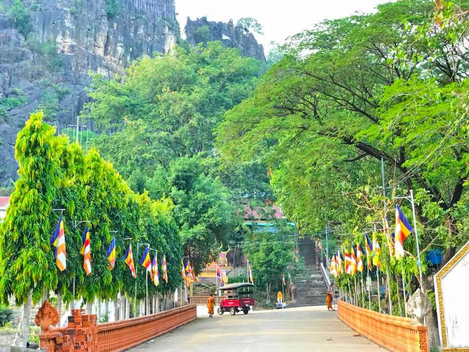 Phnom Bak And Phnom Chanhchang