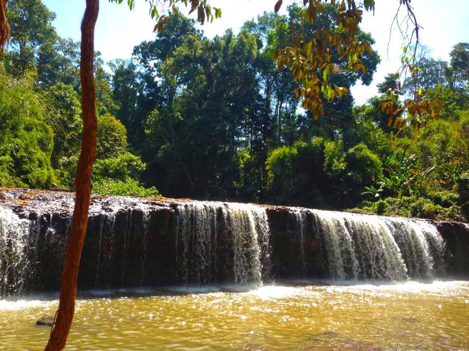 7 Steps Waterfall