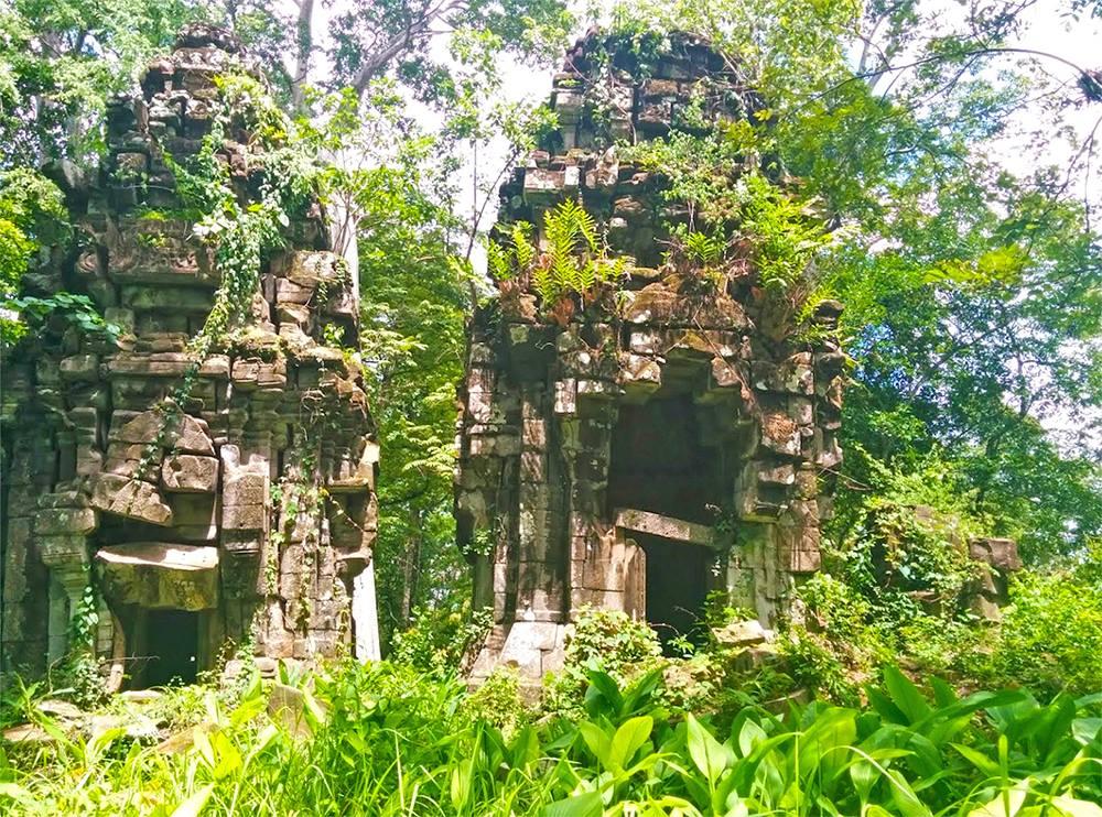 Pong Toek Temple