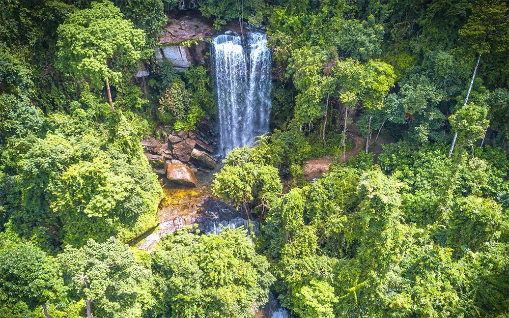 Tama Waterfall
