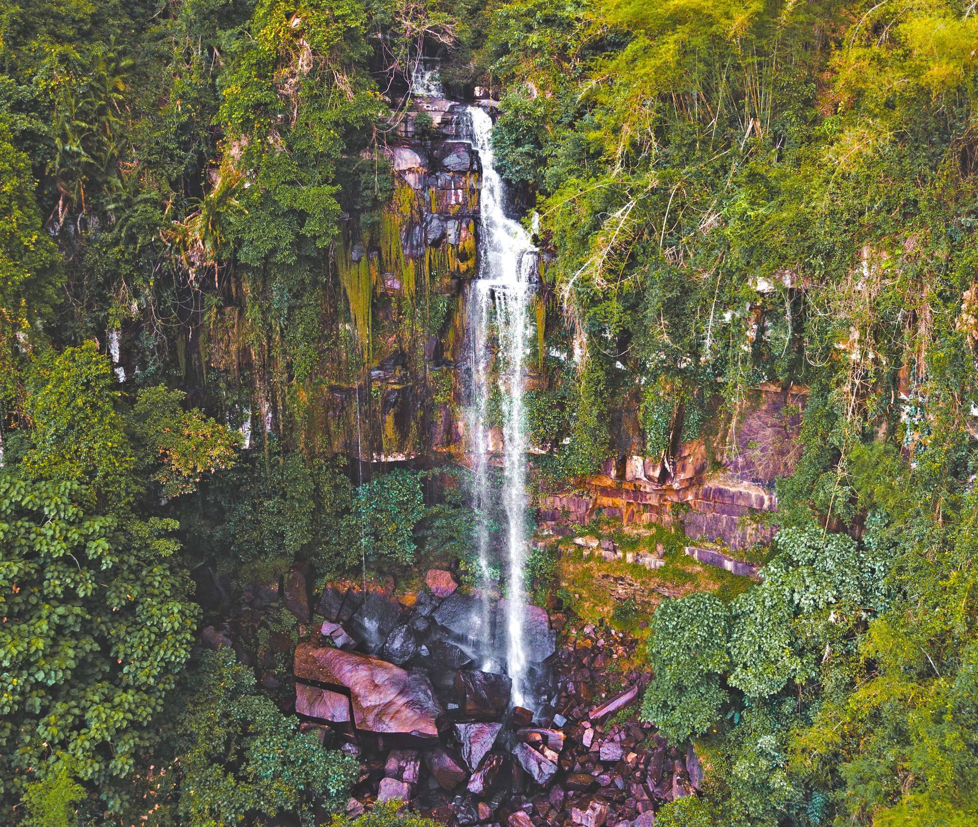 Chambok Waterfall
