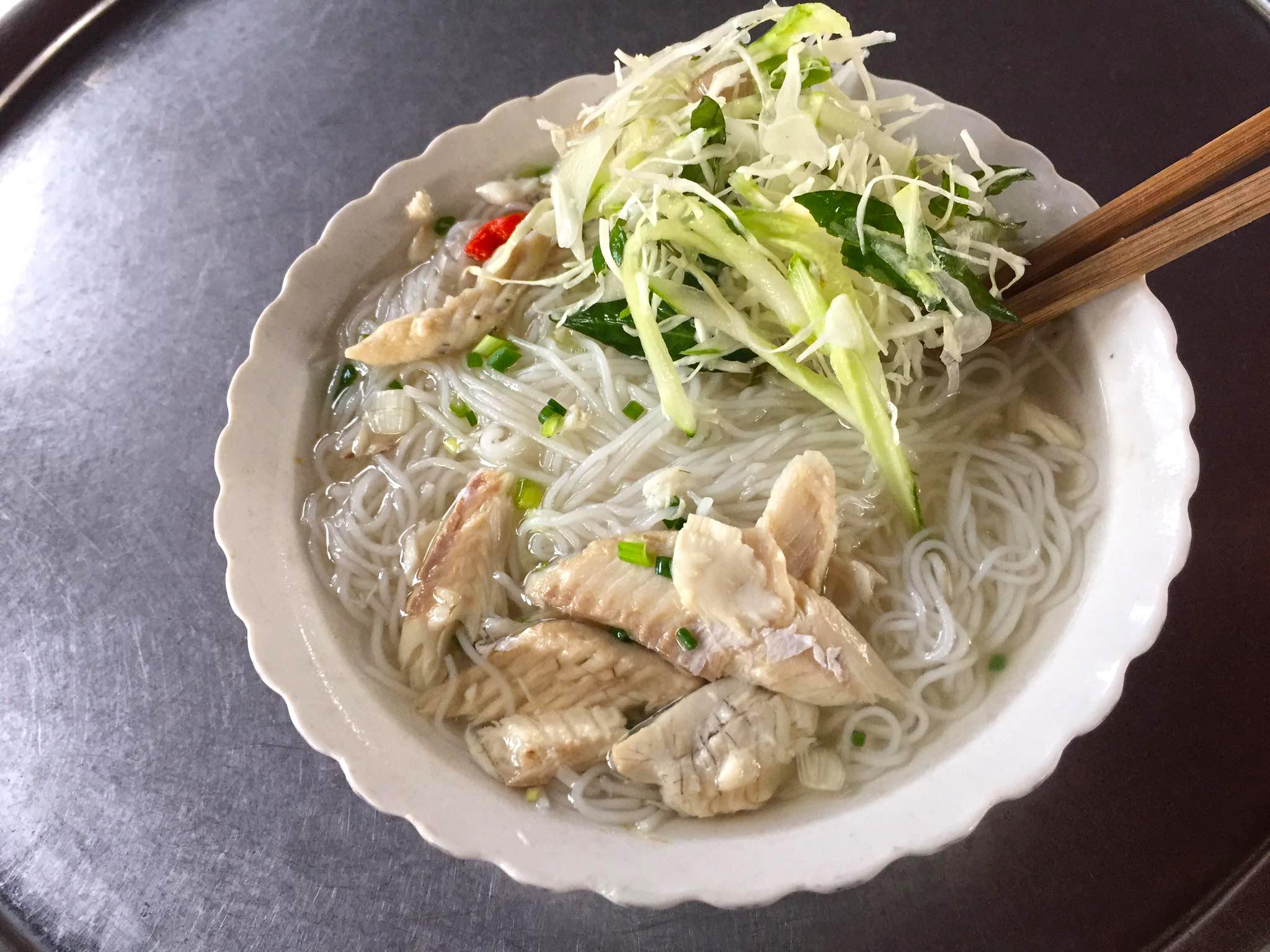 Khmer Noodles Kampot