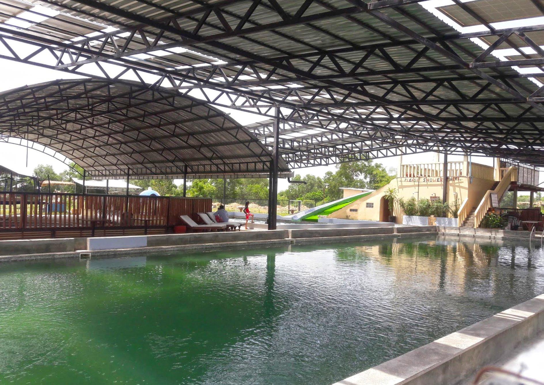 Seametrey Leisure Centre