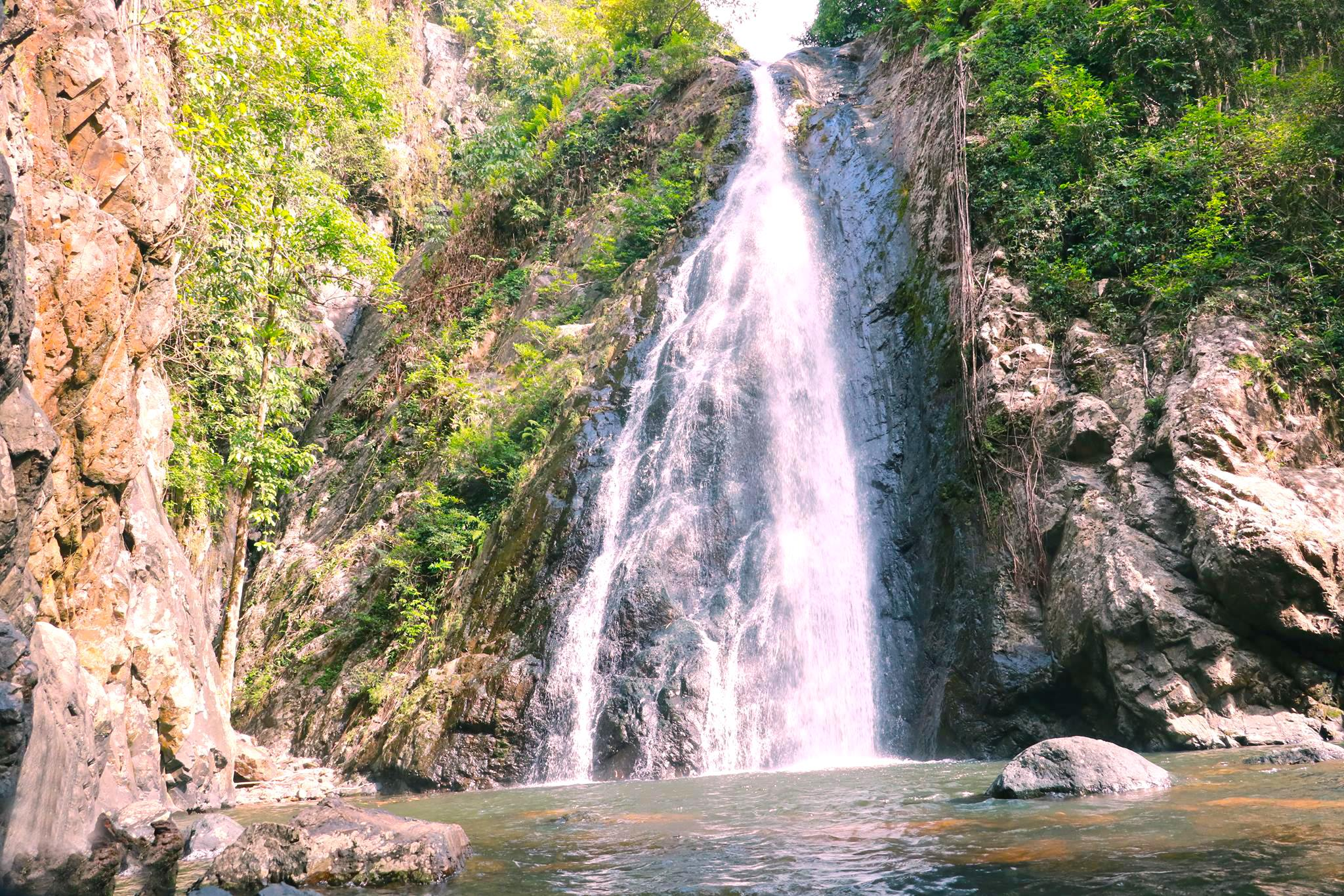 O Pok Waterfall