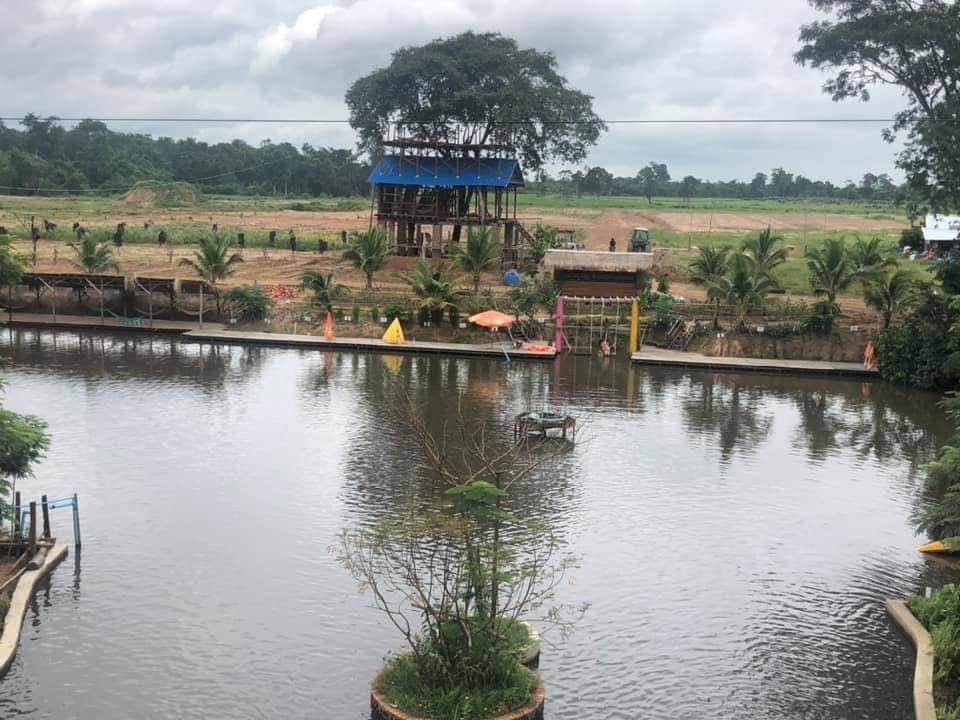 Chomkar Doung Aur Meas Waterfall