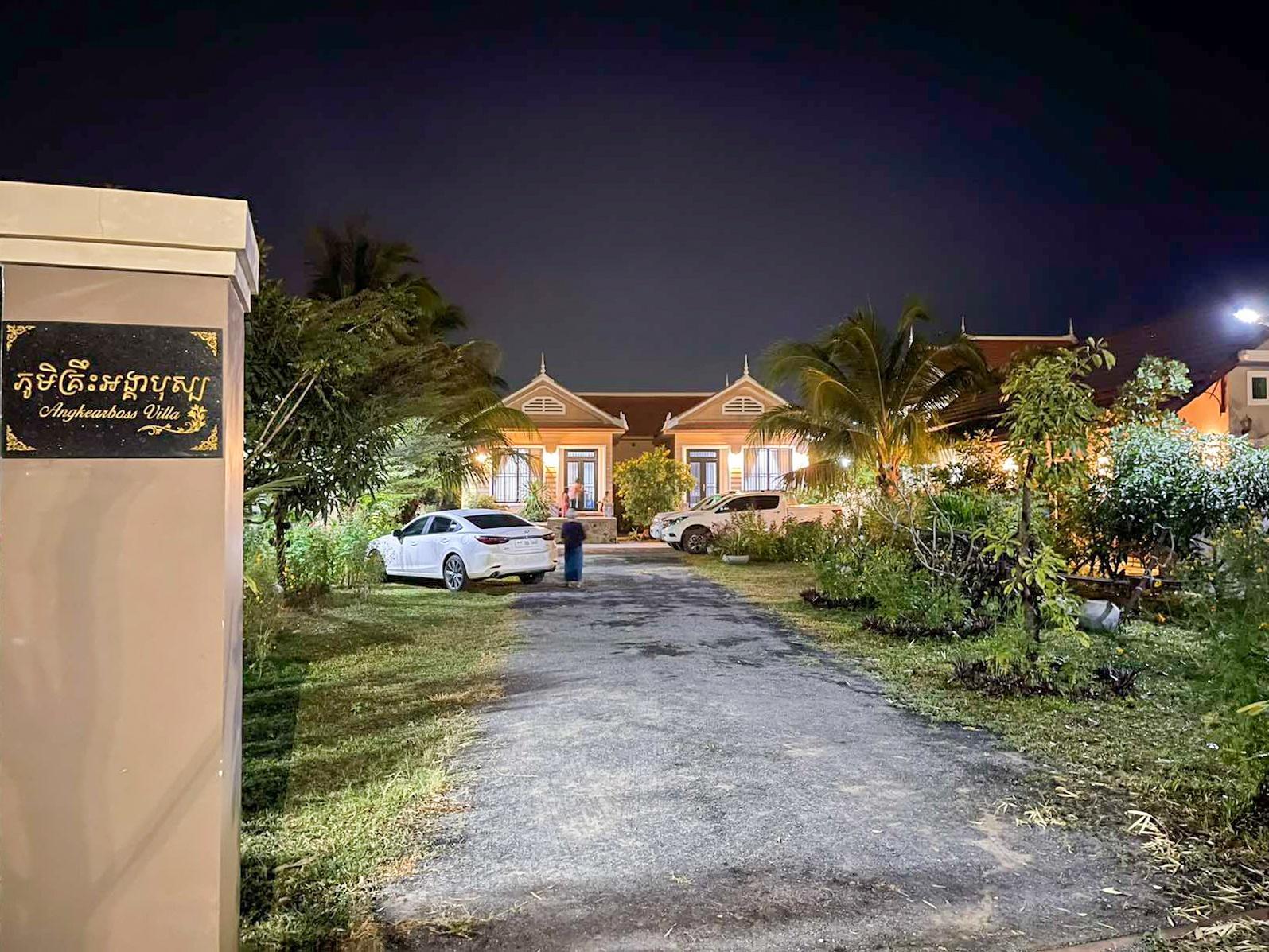 Angkearboss Villa